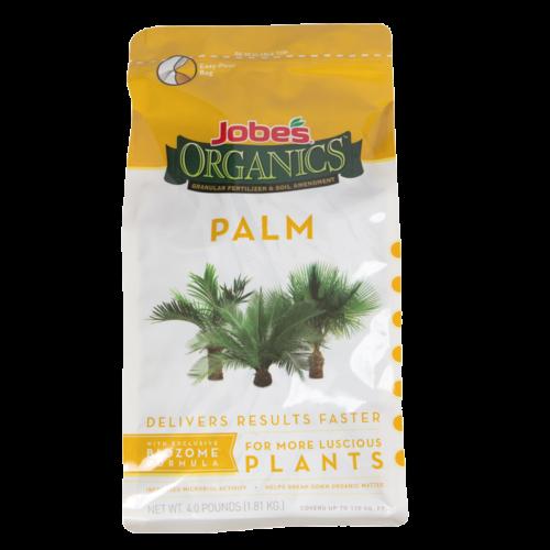 Jobe's Organics Palm Fertilizer