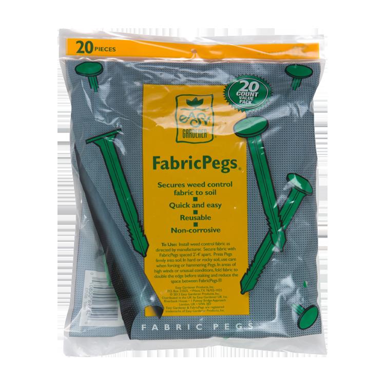 Easy Gardener FabricPegs