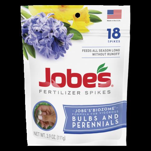 Jobe's Bulb & Perennial Fertilizer Spikes