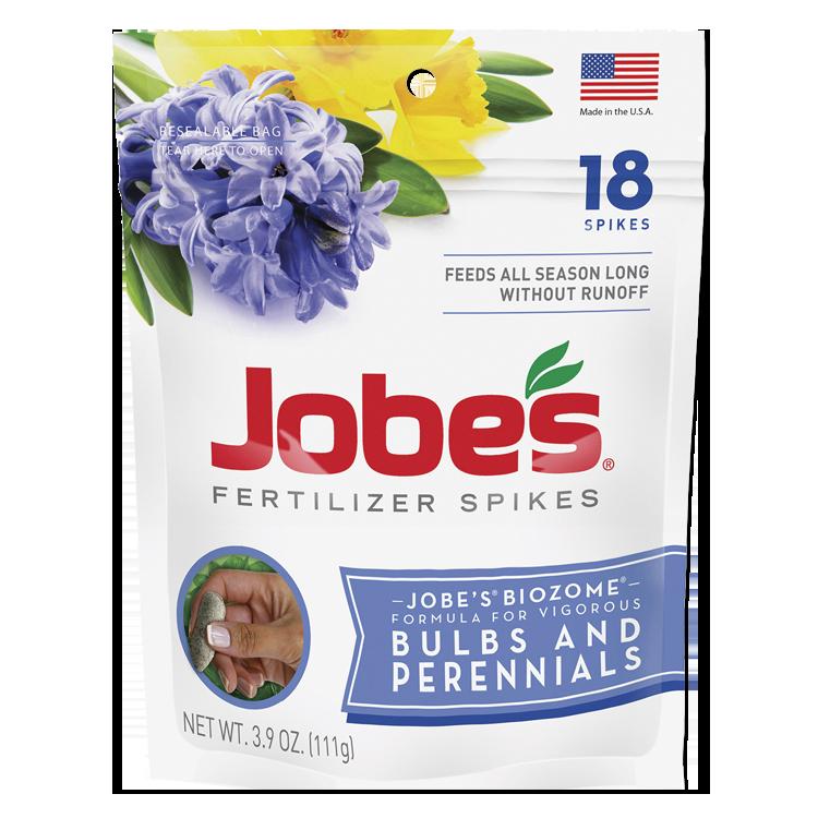 Jobe S Bulb Perennial Fertilizer Spikes Jobe S Company