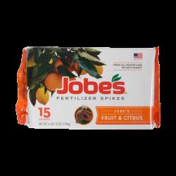 Jobe's Fruit & Citrus Tree Spikes