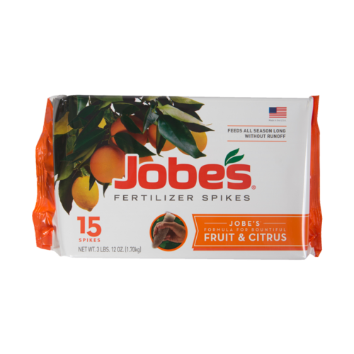 Jobe's Fruit & Citrus Tree Spikes