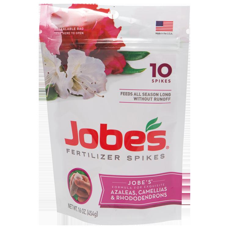 Jobe's Holly, Azalea, & Rhododendron Spikes
