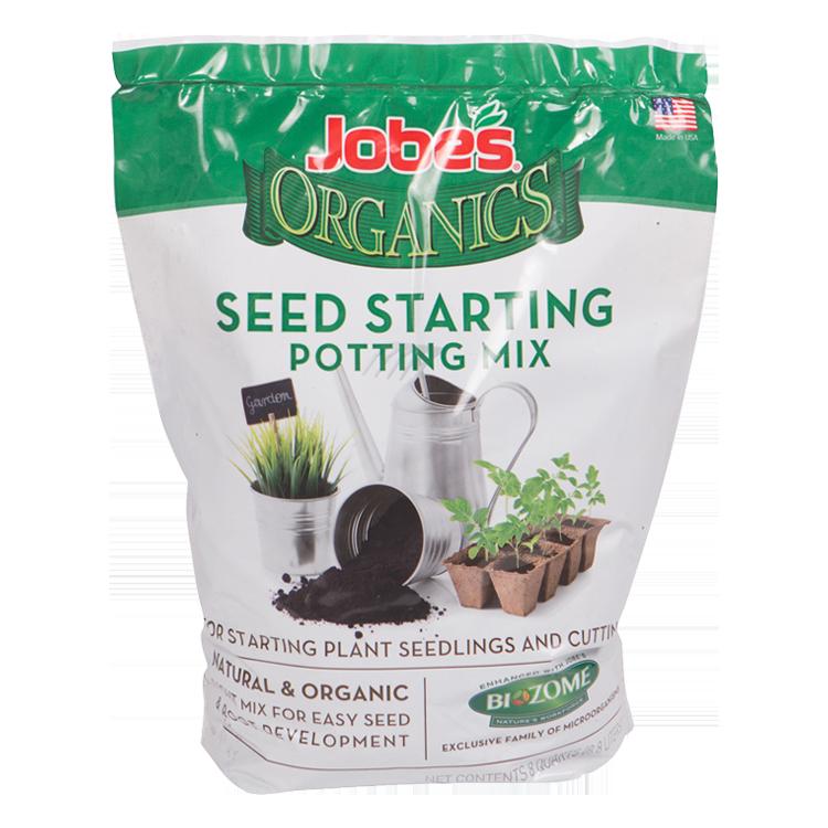 Jobe's Organics Seed Starting Potting Mix