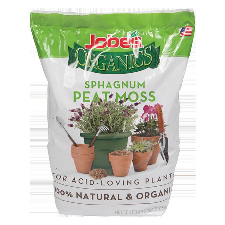 Jobe's Organics Sphagnum Peat Moss