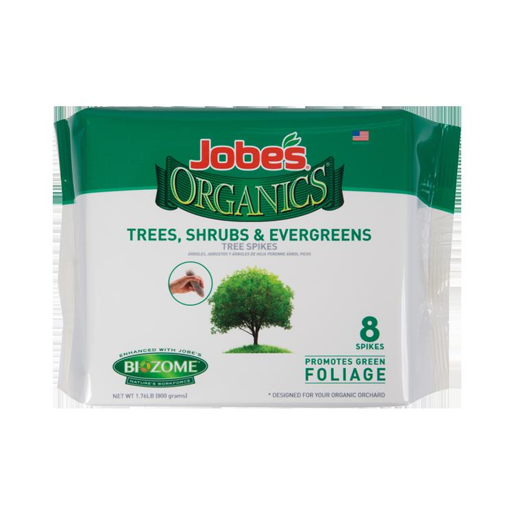 Jobe's Organics Trees, Shrubs and Evergreen Spikes