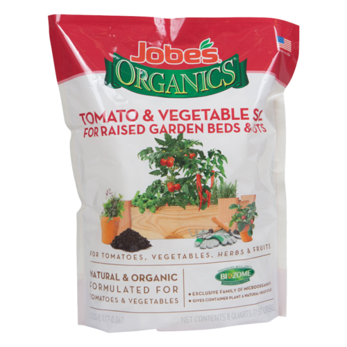 Jobe's Organics Vegetable Soil for Containers & Raised Beds