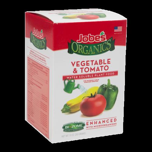 Jobe's Organics Vegetable and Tomato Fertilizer