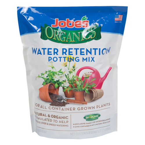 Jobe's Organics Water Retaining Potting Mix