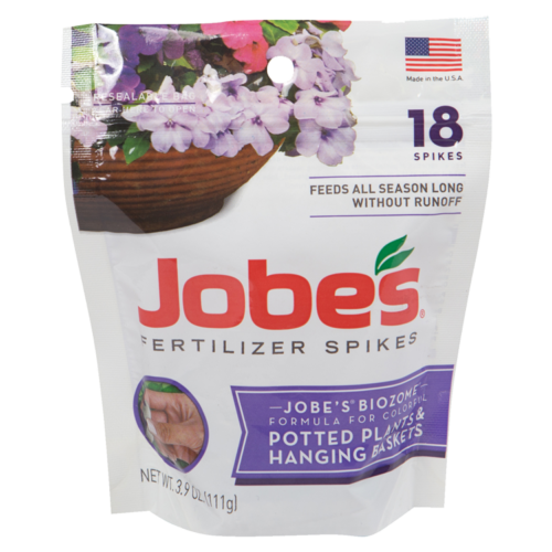 Jobe's Potted Plant & Hanging Basket Spikes