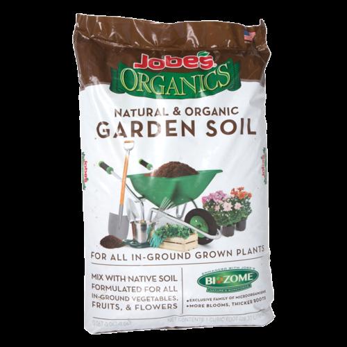 Jobe's Organics Garden Soil