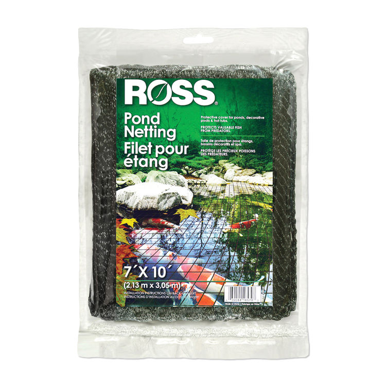 Marvelous Learn More · Ross Pool U0026 Pond Netting