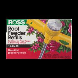 Ross Root Feeder Refills for Roses & Flowering Shrubs