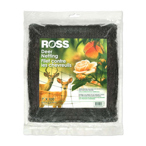 Learn More · Ross Deer Netting
