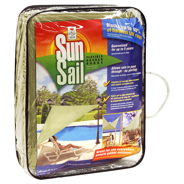 Superieur Easy Gardener® Sun Sail
