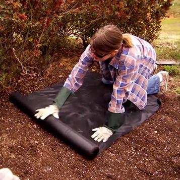 Easy Gardener WeedBlock. Easy Gardener Fabric Pegs