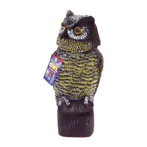 Easy Gardener Garden Defense Action Owl