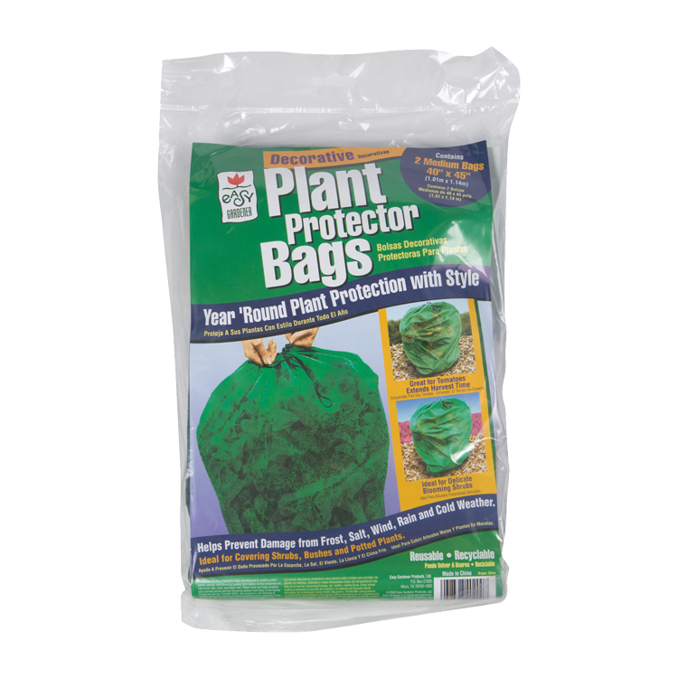 Awesome Easy Gardener Plant Protector Bag