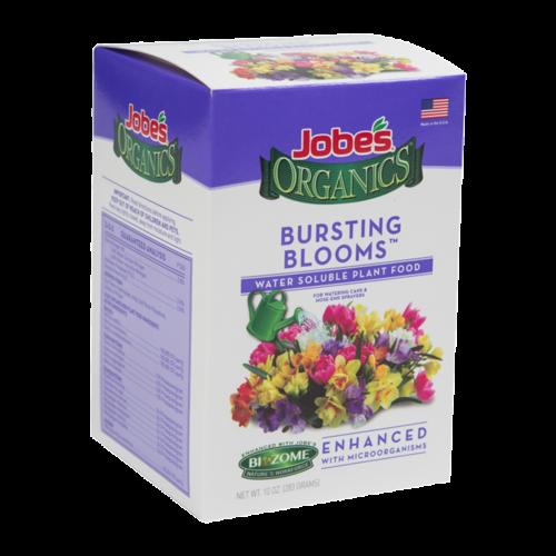 Jobe's Organics Bursting Blooms Fertilizer