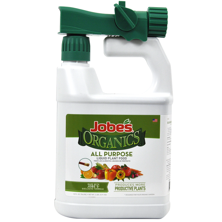 Jobe's Organics All-Purpose Liquid Fertilizer | Jobe's Company
